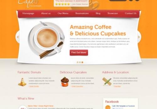 Бесплатные веб-шаблоны на HTML5 и CSS3