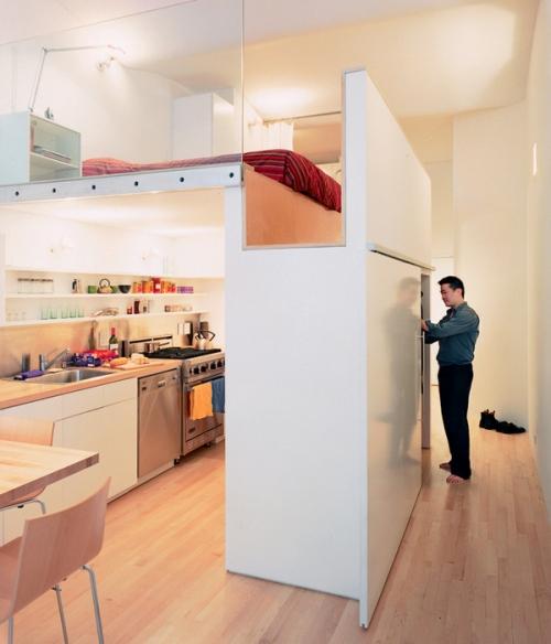 Дизайн интерьера: 20 хитрых способов максимально расширить тесное жилое помещение