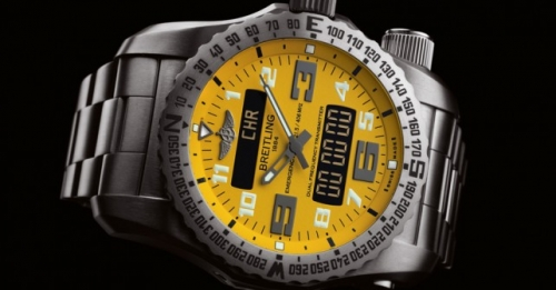 Emergency II от Breitling