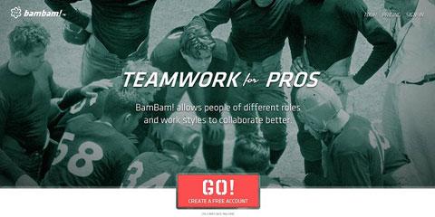 BamBam! – простое управление проектами