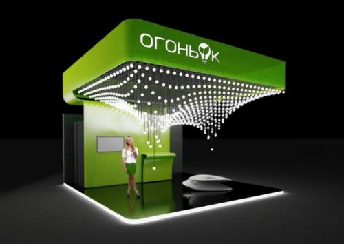 Дизайн выставочных стендов