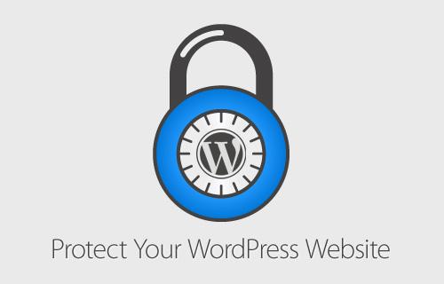 Подробная инструкция по защите своего сайта на WordPress