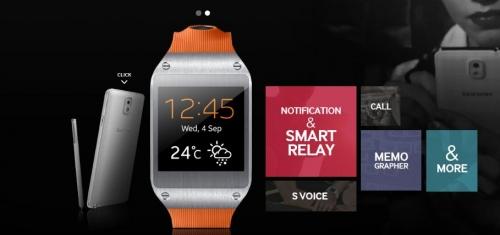 Galaxy Gear: из объекта резкой критики в мировые лидеры продаж среди «умных часов»