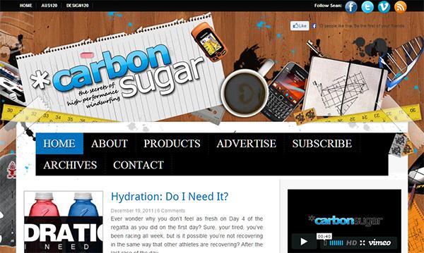 Jesse Productions Web Design