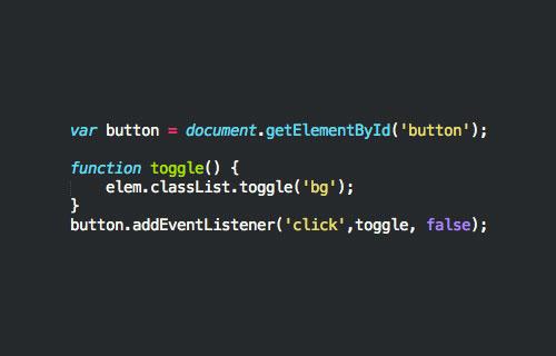Добавление и удаление HTML-классов по запросу при помощи jQuery