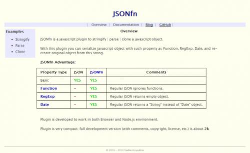 Конвертация объекта, содержащего функции, в текст (обновление от разработчика)