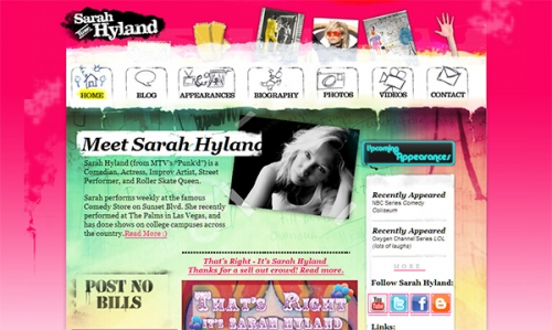 Веб-сайты с оригинальными и вдохновляющими «шапками»