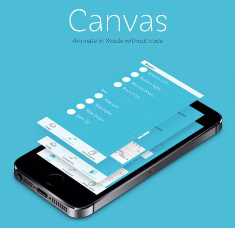 Симпатичная анимация для iOS – Canvas