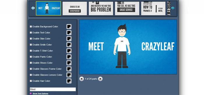 создать видеоклип онлайн бесплатно img-1