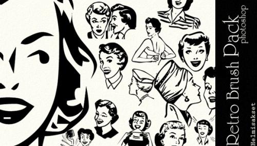 35 лучших винтажных наборов кистей