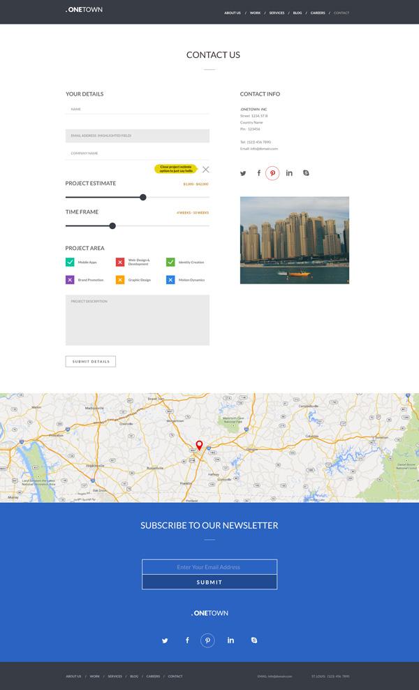 Где скачать бесплатные psd дизайны сайта