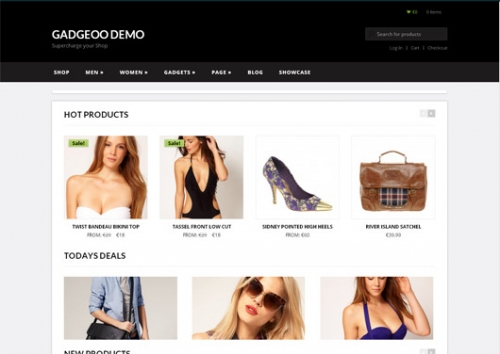 Лучшие шаблоны WooCommerce (Платное)