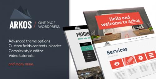 20 первоклассных и первосортных адаптивных WordPress-шаблонов (Платное)