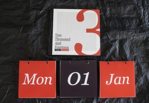 28 оригинальных находок в дизайне календарей