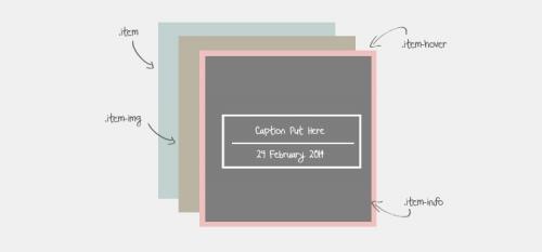 Разрабатываем различные стили эффектов при наведении при помощи чистого кода CSS3