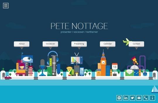 Примеры дизайнов для сайтов