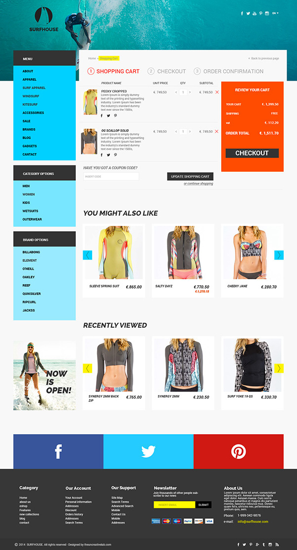 Дизайн магазина онлайн дизайн оранжевый гель-лак
