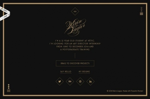 Креативные примеры дизайнов одностраничных веб-сайтов