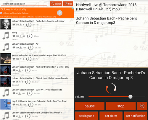 Скачать Программу Для Прослушивания Музыки На Андроид - фото 10