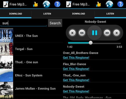 Лучшие приложения для андроид с музыкой
