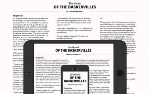 Создаем гибкий шрифт при помощи CSS Smarts