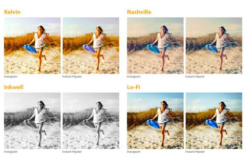 Бесплатная раздача: 5 предустановок Instagram средствами Adobe Lightroom