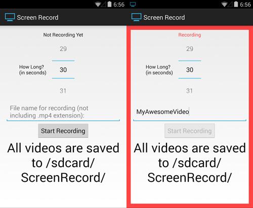 5 Android-приложений для записи видео с экрана