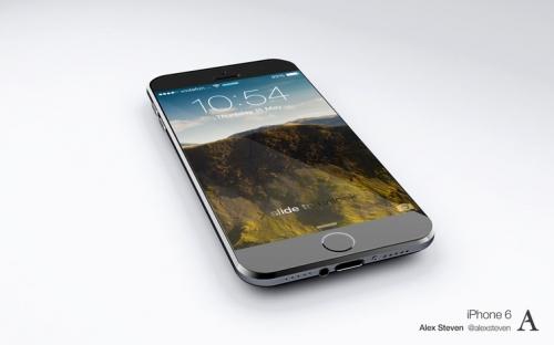 PSD-макет iPhone 6