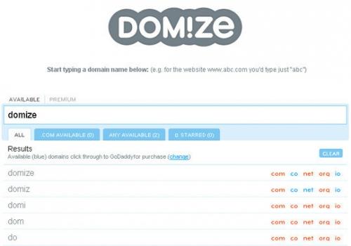 15 инструментов для подбора идеального домена