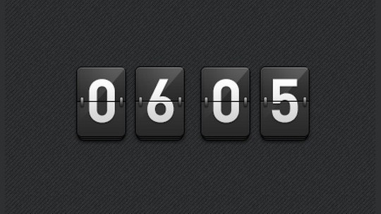 Time and date countdown