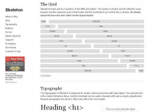 12 многофункциональных инструментов для быстрой разработки на CSS
