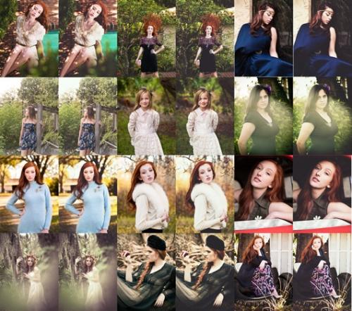 Бесплатные Photoshop-Actions для дизайнеров и фотографов