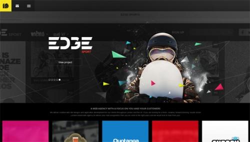 25 примеров дизайна сайтов веб-студий для вашего вдохновения