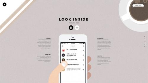 20 фантастических дизайнов веб-сайтов с использованием пастельной цветовой схемы
