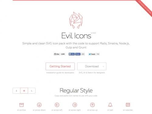 Январь 2015: Что нового появилось в сети для веб-дизайнеров?